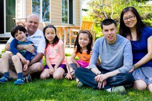 The McManus family.