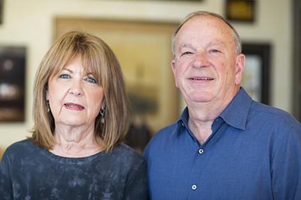 Pat and Michael Houston