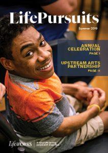 LifePursuits Summer 2019 Newsletter Cover Image