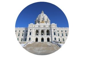 Voice Your Vote - Minnesota Capitol