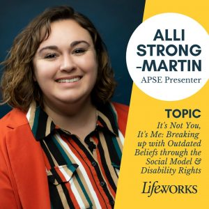 Alli Strong-Martin Lifeworks New Business Development Professional